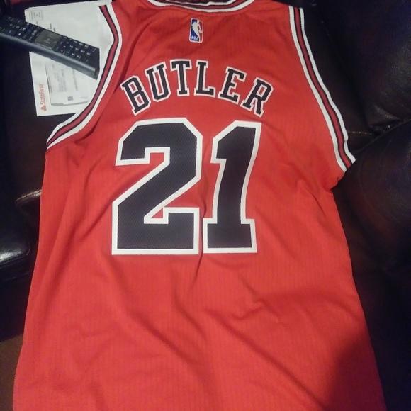 the best attitude 94965 108bb Jimmy Butler Chicago Bulls Jersey